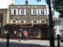 Richmond, The Roebuck, London © Alan Swain